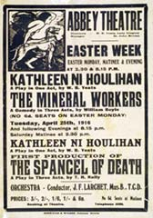 Poster for 'The Mineral Workers'