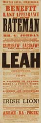 Poster for 'Leah'