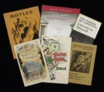 Various playbills